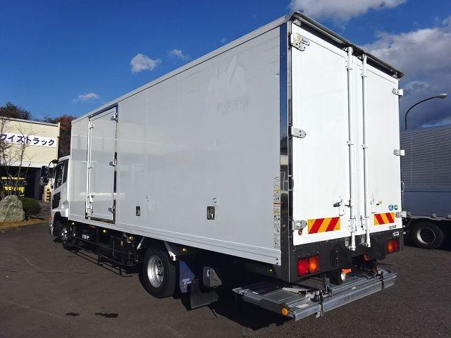 UD H23 コンドル フルワイド 低温冷凍車 格納PG 画像6