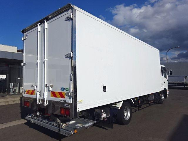 UD H23 コンドル フルワイド 低温冷凍車 格納PG 画像8