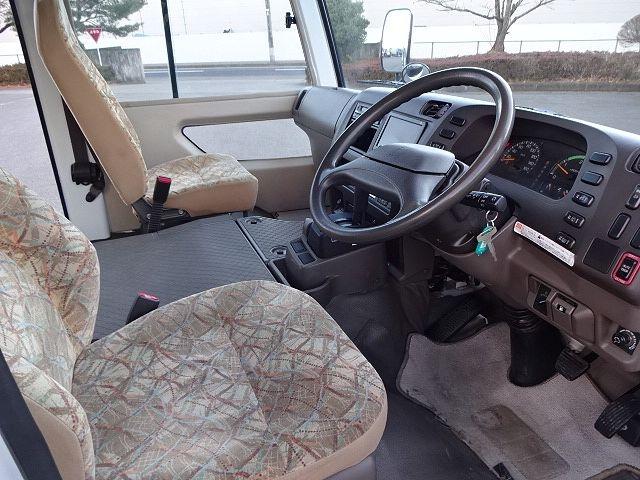 三菱 H21 ローザ 4WD マイクロバス 29人乗り★ 画像14