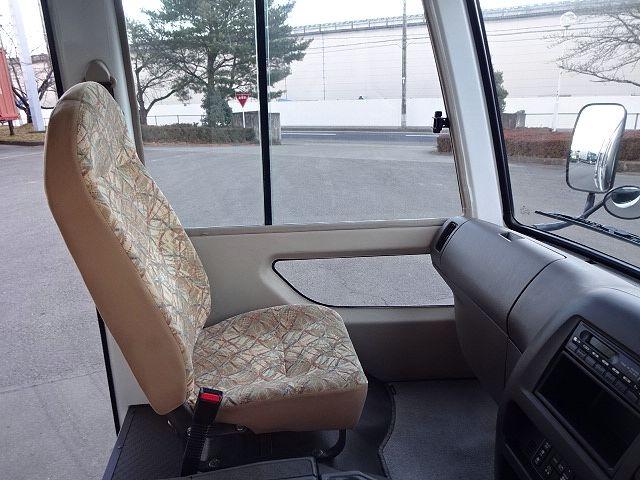 三菱 H21 ローザ 4WD マイクロバス 29人乗り★ 画像17