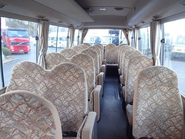 三菱 H21 ローザ 4WD マイクロバス 29人乗り★ 画像19