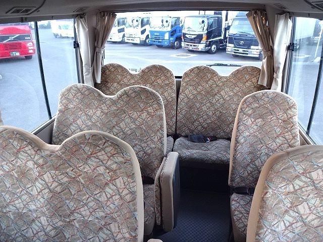 三菱 H21 ローザ 4WD マイクロバス 29人乗り★ 画像20