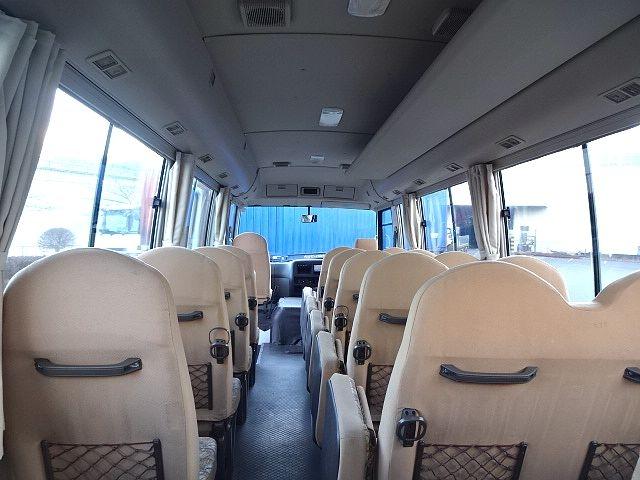 三菱 H21 ローザ 4WD マイクロバス 29人乗り★ 画像21