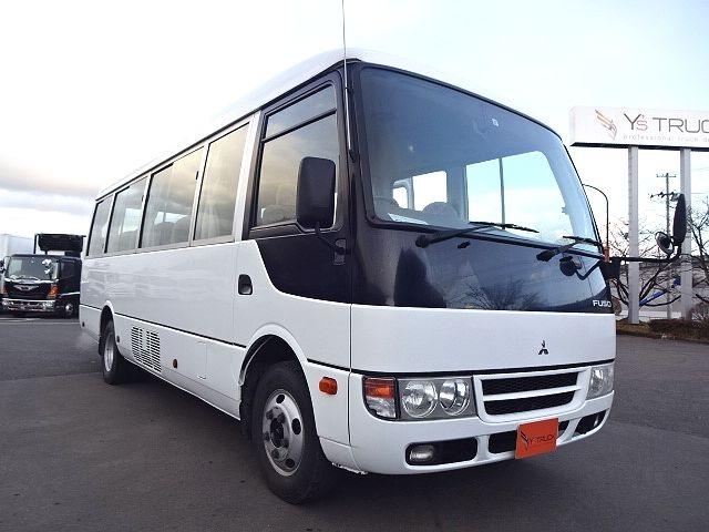 三菱 H21 ローザ 4WD マイクロバス 29人乗り★ 画像3