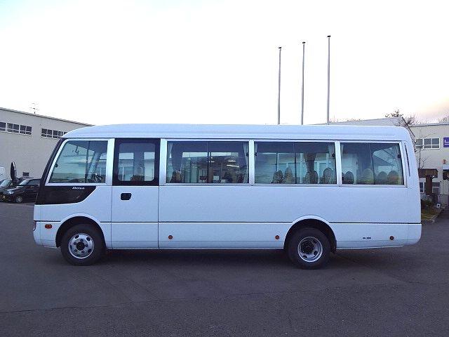 三菱 H21 ローザ 4WD マイクロバス 29人乗り★ 画像4