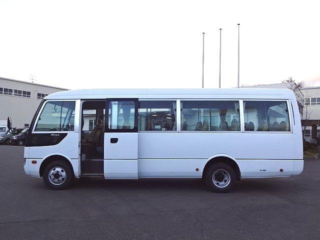 三菱 H21 ローザ 4WD マイクロバス 29人乗り★ 画像5