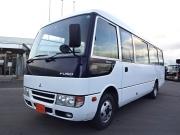 三菱 H21 ローザ 4WD マイクロバス 29人乗り★