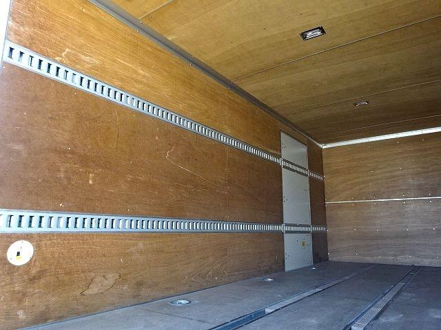 三菱 H23 キャンター ワイド ロング アルミバン 画像12