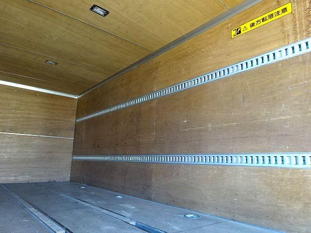三菱 H23 キャンター ワイド ロング アルミバン 画像13