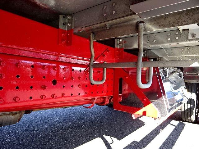 三菱 H23 キャンター ワイド ロング アルミバン 画像15