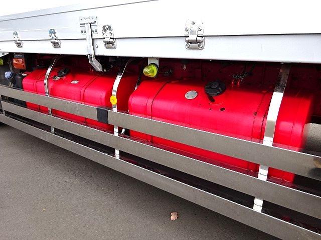 いすゞ H24 ギガ 3軸 低温冷凍ウィング キーストン 画像4