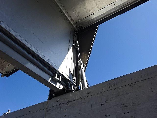 三菱 H23 スーパーグレート 3軸アルミウィング  画像14