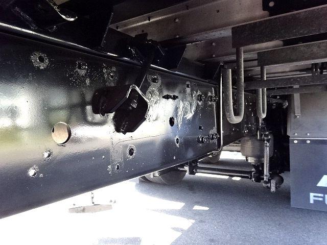 三菱 H23 スーパーグレート 3軸アルミウィング  画像16