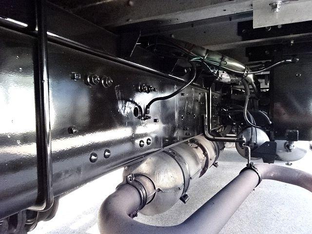 三菱 H23 スーパーグレート 3軸アルミウィング  画像17