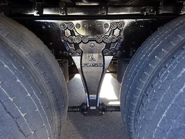 三菱 H23 スーパーグレート 3軸アルミウィング  画像19