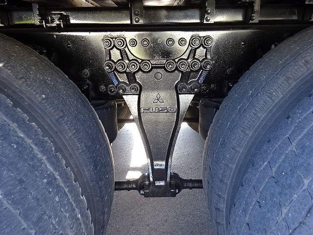 三菱 H23 スーパーグレート 3軸アルミウィング  画像20