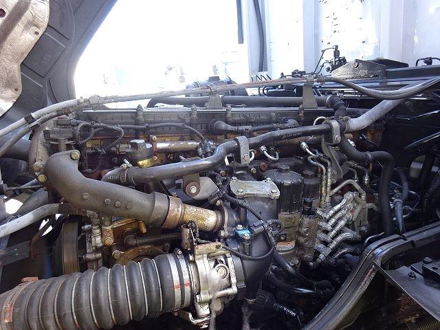 三菱 H23 スーパーグレート 3軸アルミウィング  画像29