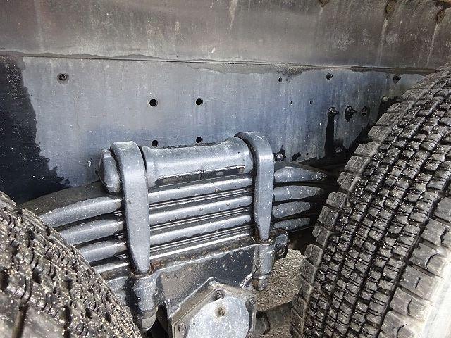 UD H21 クオン コンクリートミキサー 仕上げ中 画像17
