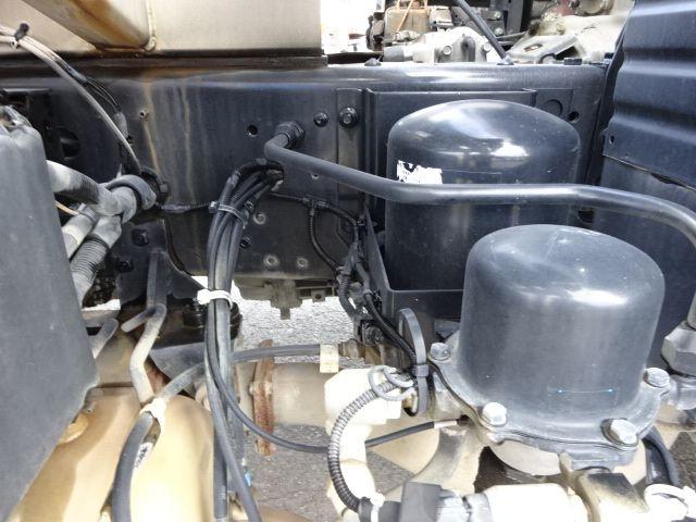 UD H21 クオン コンクリートミキサー 仕上げ中 画像20