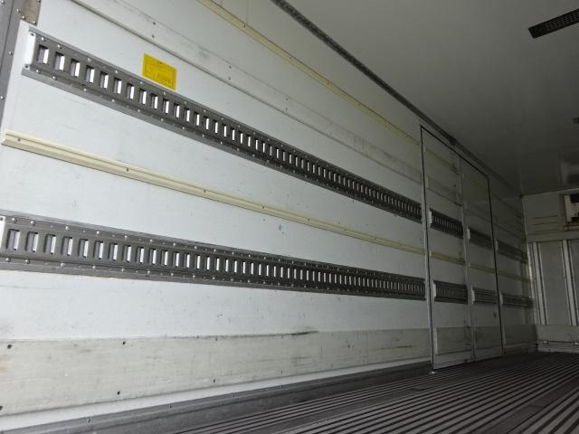 日野 レンジャー ワイド 冷凍車 キーストン ジョルダー 画像12