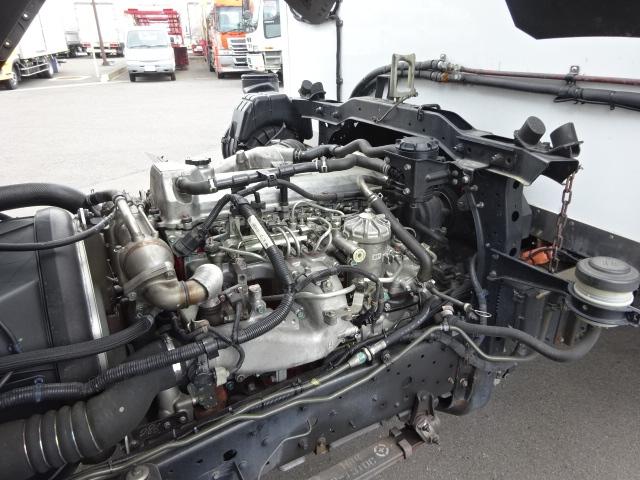 日野 レンジャー ワイド 冷凍車 キーストン ジョルダー 画像19