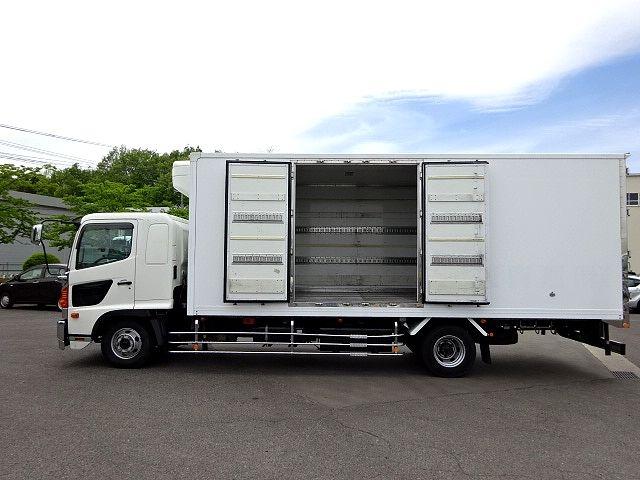 日野 レンジャー ワイド 冷凍車 キーストン ジョルダー 画像5