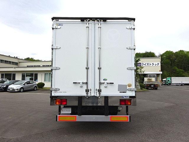 日野 レンジャー ワイド 冷凍車 キーストン ジョルダー 画像9
