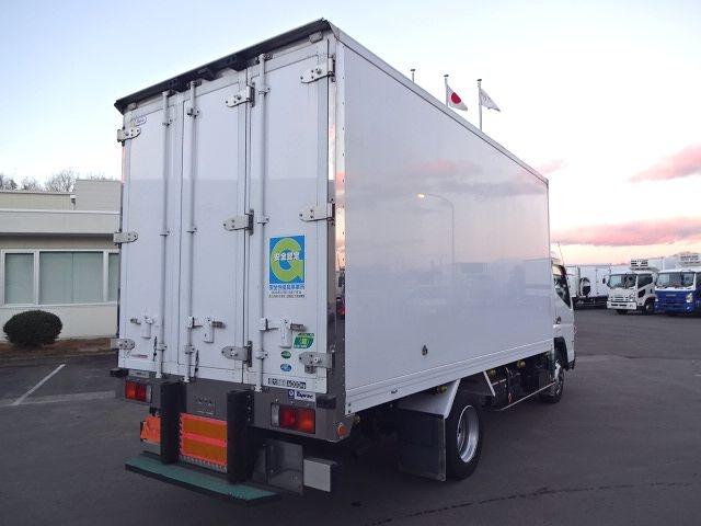 三菱 H23 キャンター カスタム ワイドロング 冷凍車 画像10