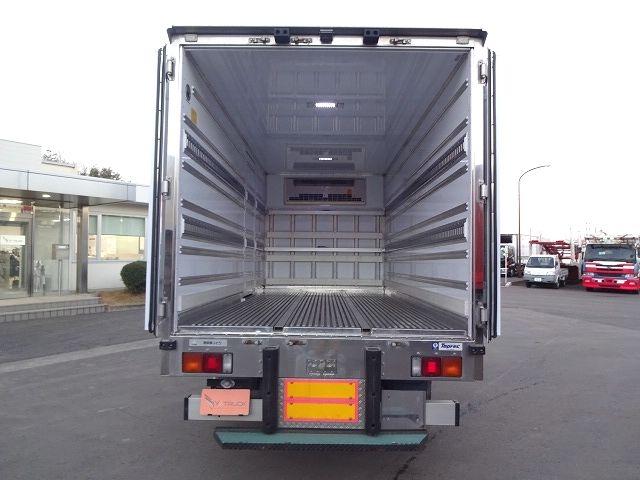 三菱 H23 キャンター カスタム ワイドロング 冷凍車 画像11