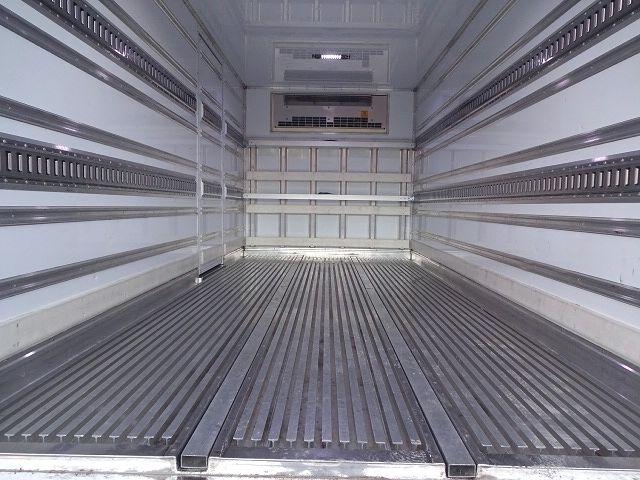 三菱 H23 キャンター カスタム ワイドロング 冷凍車 画像12