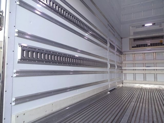 三菱 H23 キャンター カスタム ワイドロング 冷凍車 画像13