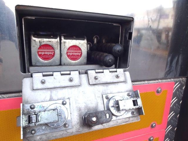 三菱 H23 キャンター カスタム ワイドロング 冷凍車 画像15