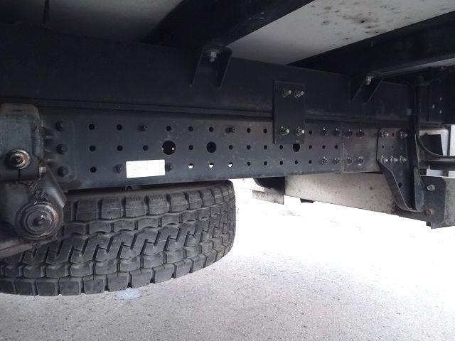 三菱 H23 キャンター カスタム ワイドロング 冷凍車 画像18