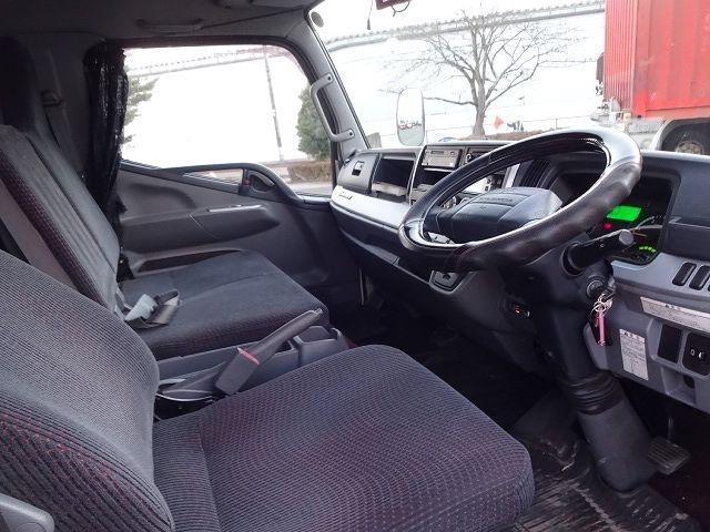 三菱 H23 キャンター カスタム ワイドロング 冷凍車 画像20