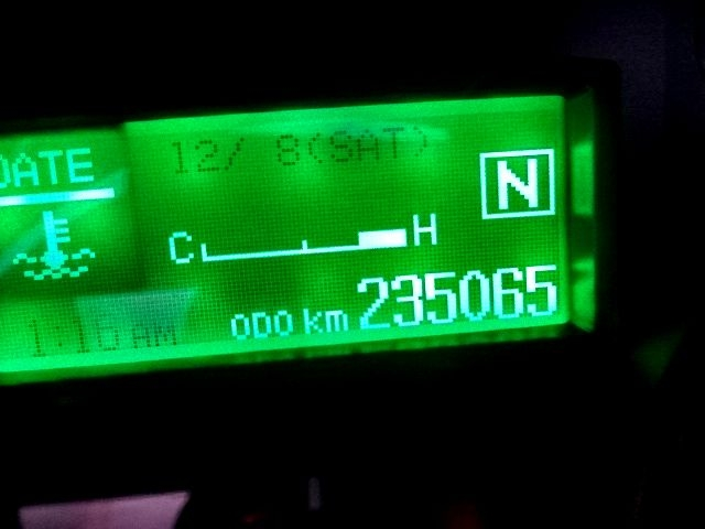 三菱 H23 キャンター カスタム ワイドロング 冷凍車 画像22