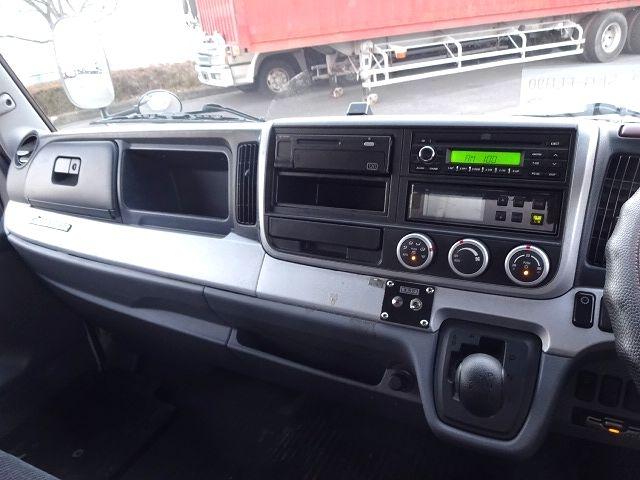 三菱 H23 キャンター カスタム ワイドロング 冷凍車 画像23