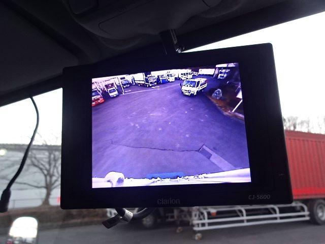 三菱 H23 キャンター カスタム ワイドロング 冷凍車 画像24