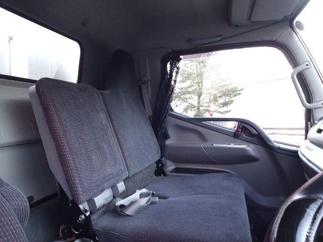 三菱 H23 キャンター カスタム ワイドロング 冷凍車 画像25