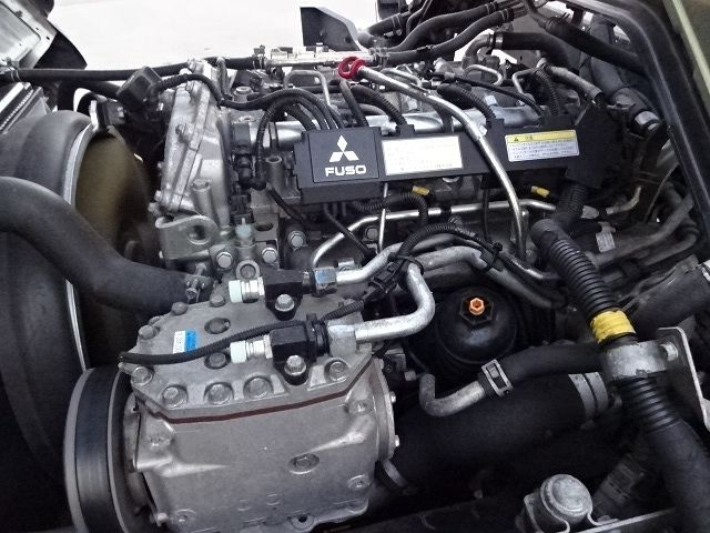 三菱 H23 キャンター カスタム ワイドロング 冷凍車 画像29