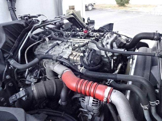 三菱 H23 キャンター カスタム ワイドロング 冷凍車 画像30