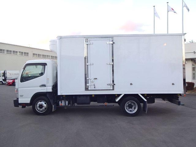 三菱 H23 キャンター カスタム ワイドロング 冷凍車 画像4