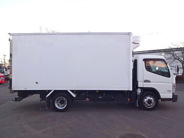 三菱 H23 キャンター カスタム ワイドロング 冷凍車 画像5