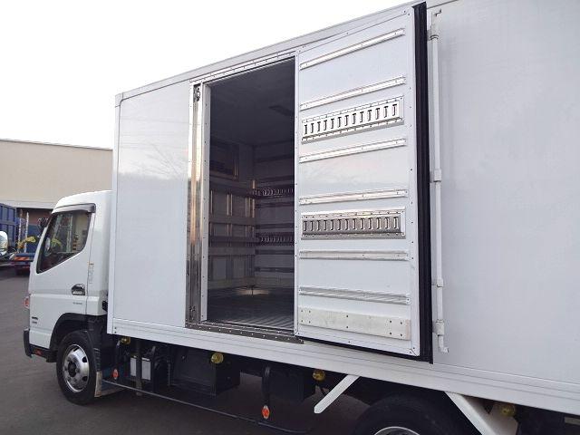 三菱 H23 キャンター カスタム ワイドロング 冷凍車 画像6