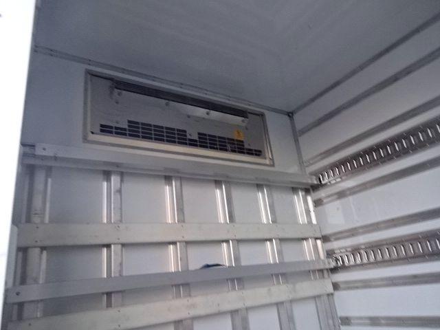 三菱 H23 キャンター カスタム ワイドロング 冷凍車 画像7