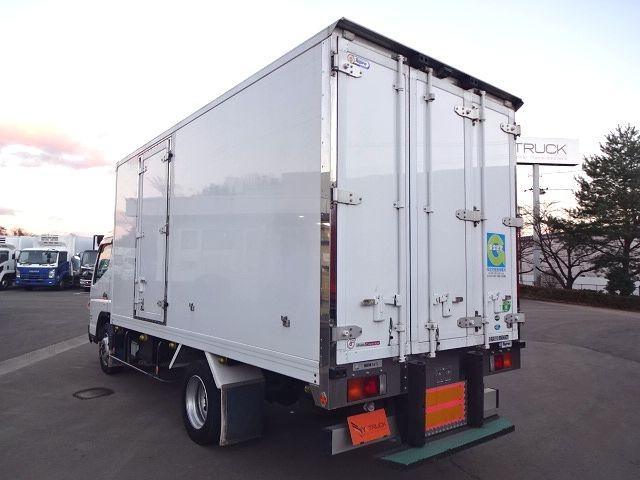三菱 H23 キャンター カスタム ワイドロング 冷凍車 画像8