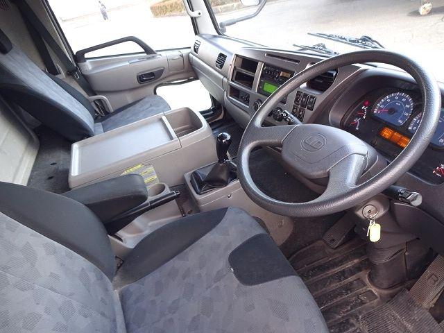 UD H27 コンドル フルワイド 低温冷凍車 格納PG 画像19