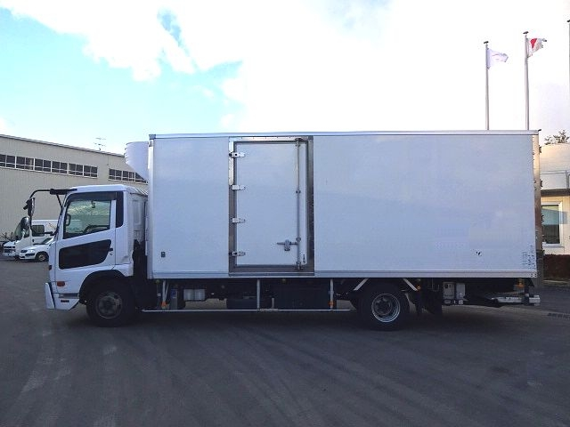 UD H27 コンドル フルワイド 低温冷凍車 格納PG 画像4