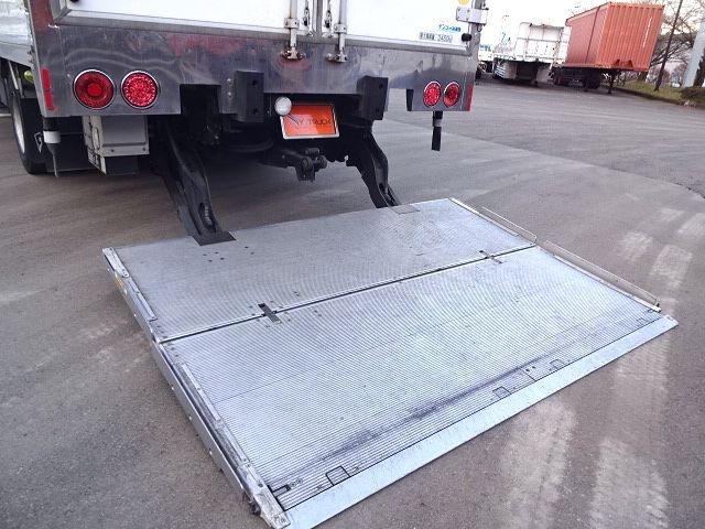 UD H27 コンドル フルワイド 低温冷凍車 格納PG 画像9
