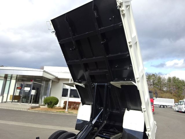 日野 H30 デュトロ 強化ダンプ 未使用車 画像11