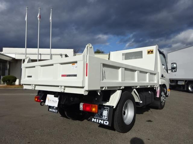 日野 H30 デュトロ 強化ダンプ 未使用車 画像7